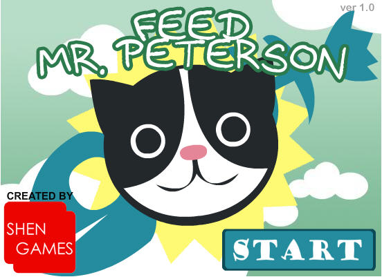 Cute Game of the Day: Feed Mr. Peterson