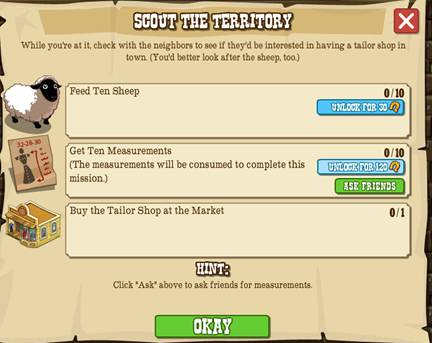 Scout the Territory