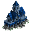 farmville haunted house spine-chilling - blog.games.com