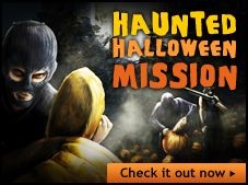 Haunted Halloween Mission