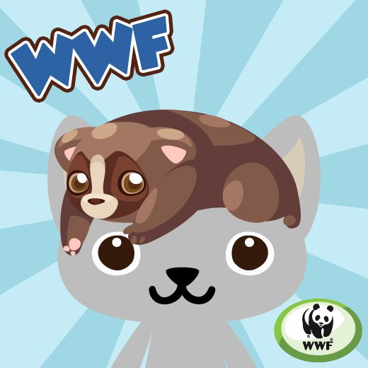Pet Society Slow Loris