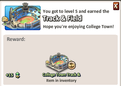 Social City Track & Field Stadium