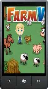 FarmVille on Windows Phone 7