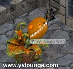 yoville halloween collectibles