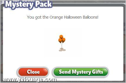 yoville haunted mystery chest