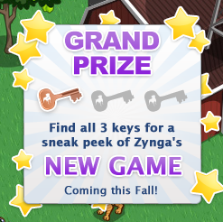 Zynga Lotto Grand Prize
