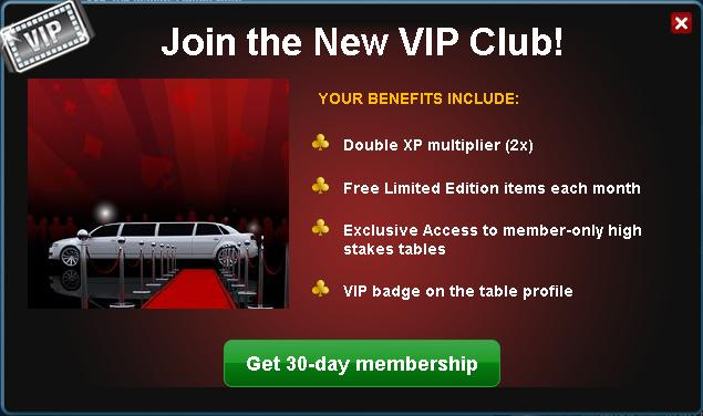 Zynga poker vip club casino barrieres cannes