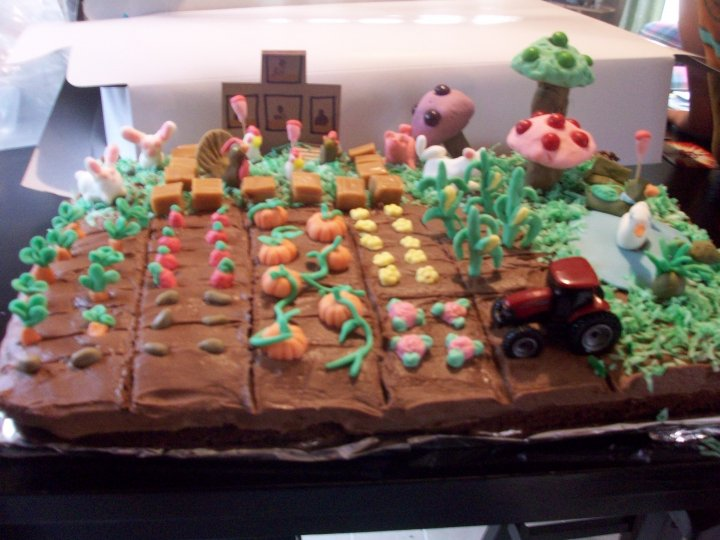 FarmVille Dessert Contests