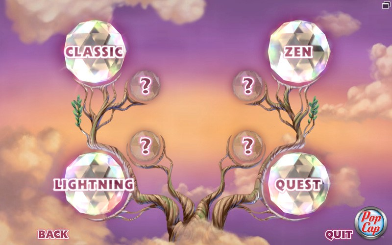 bejeweled 3 zen mode