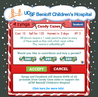 FarmVille UCSF Benioff Children's Hospital