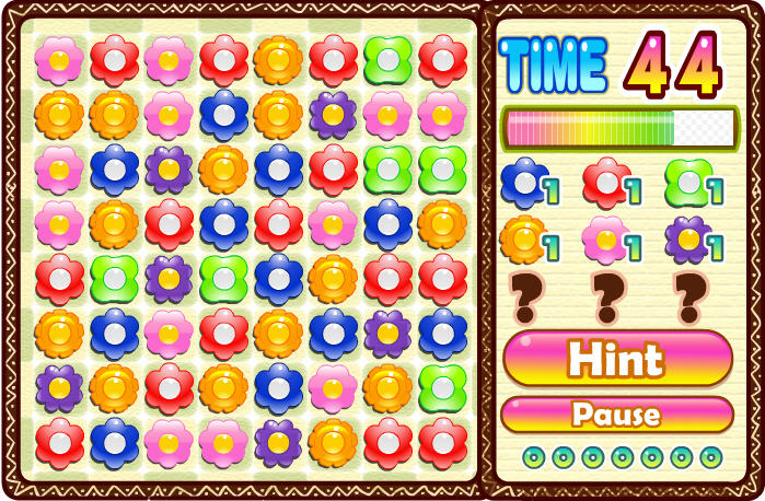 Cute game of the day: Flower Power