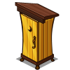 Gold Outhouse