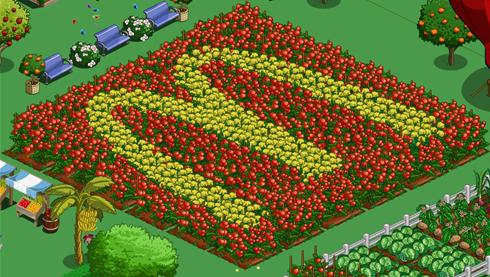 mcdonalds farmville
