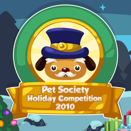 Pet Society Holiday Competition 2010