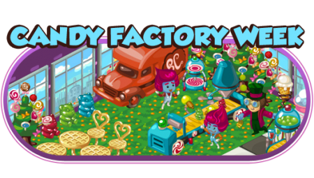 Cnady Factory Week