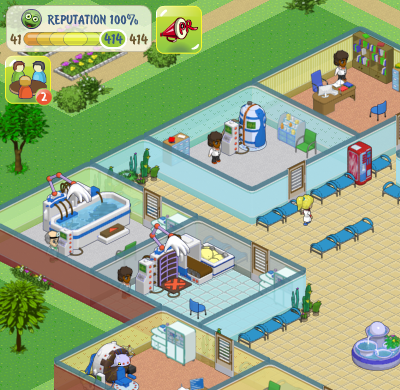 simply hospital cheats getting started guide
