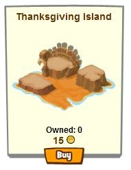 Zoo World Thanksgiving Island