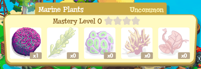 Treasure Isle Marine Plants