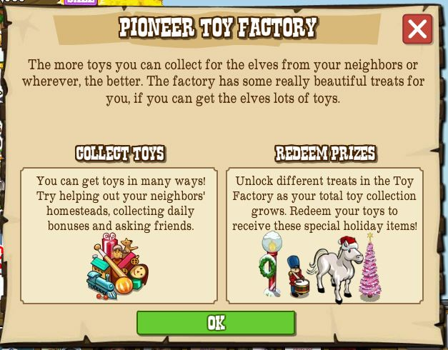 pioneer toy factory collect toys