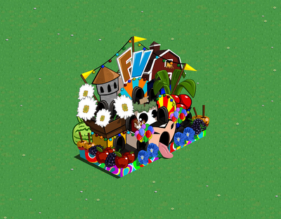 farmville funhouse