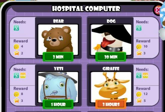 happy hopsital cheats