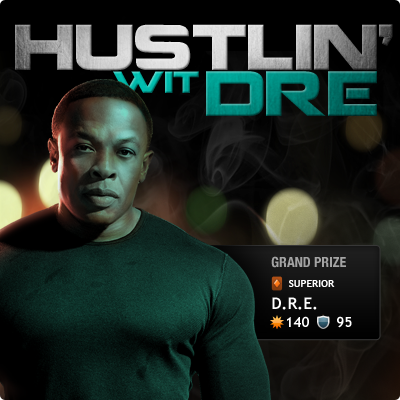 Hustlin' with Dre