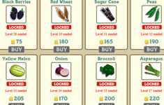 farmville cheats crops