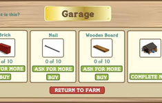 farmville cheats garage materials