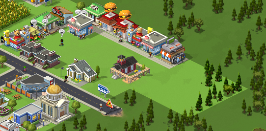 CityVille expansions