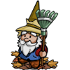 FarmVille autumn gnome
