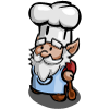 Farmville gnome Chef Gnome