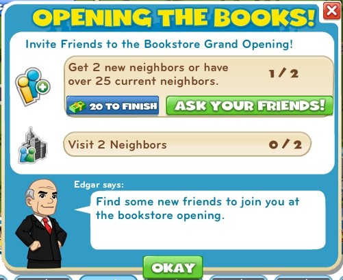 Opening the Books