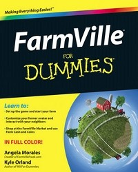 FarmVille for Dummies cover