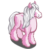 farmville breeding pink gypsy horse