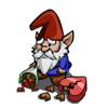 FarmVille gnome Heart Broken Gnome