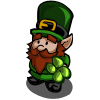 FarmVille gnome Leprechaun Gnome