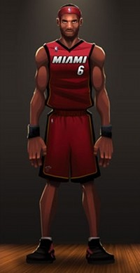 NBA Legend Avatar