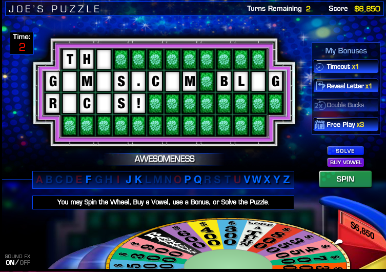 wheel of fortune template. game shows bomb wheel games pass the, Powerpoint