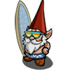 FarmVille Surfer Gnome