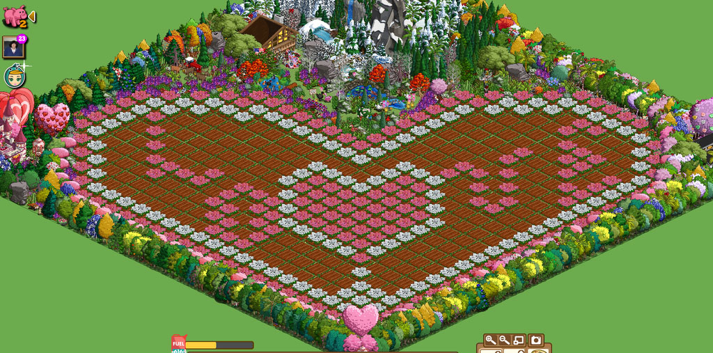 farmville valentine's day picture tazzyjack