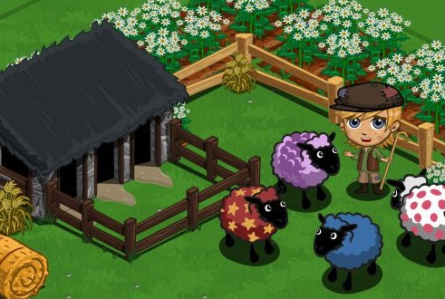 farmville english countryside -- level 20 -- get there fast