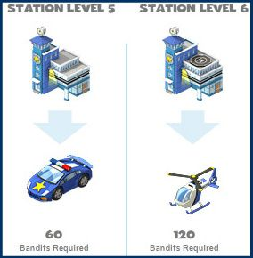 Police Station Level 5 and 6