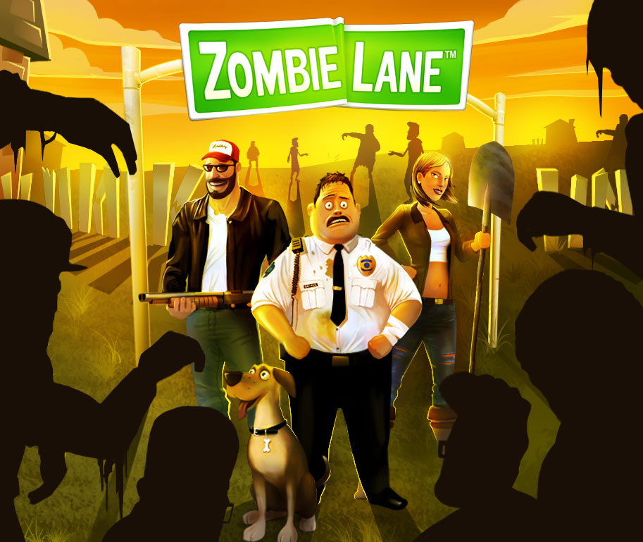 zombie lane digital chocolate