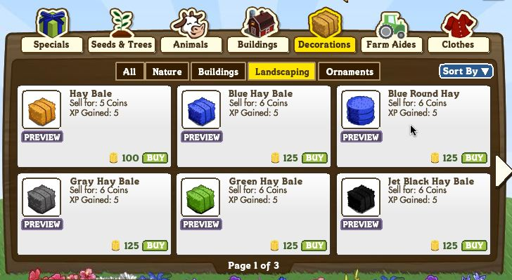 farmville haybales level up guide