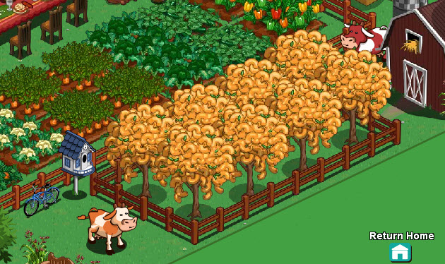 farmville mac and cheese tree