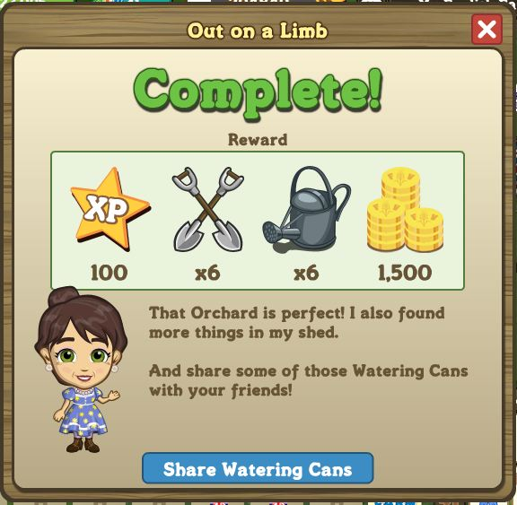 farmville english countryside orchard goals rewards