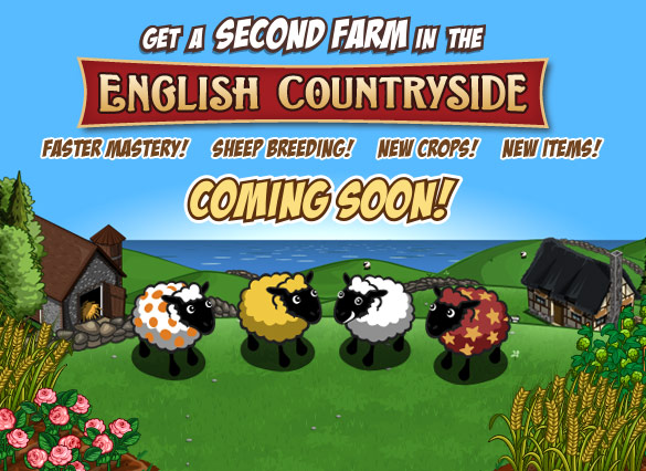 English Counryside teaser