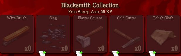 Blacksmith Collection