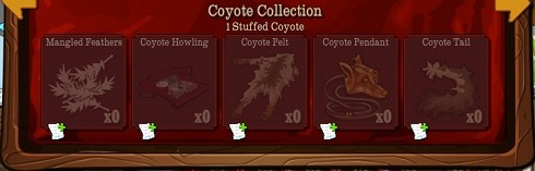 Coyote Collection