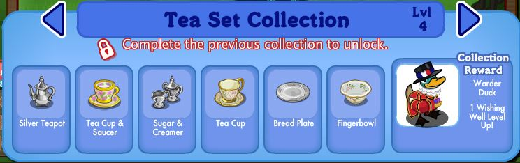 farmville english countryside tea set collection